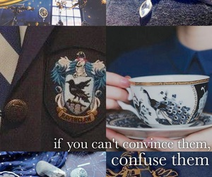 aesthetic, blue, and gryffindor image