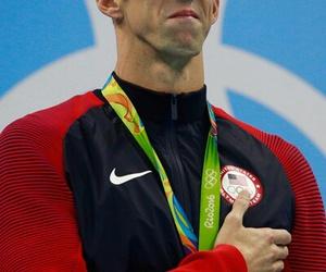 Michael Phelps image