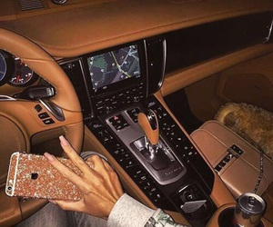 car, iphone, and luxury image