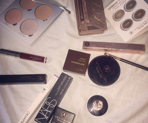 hourglass, nars, and urban decay image