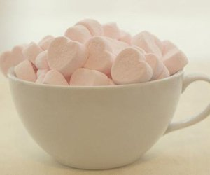 pink, heart, and cup image