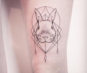 animal and tattoo image