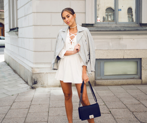 dress, fashion, and chanel image