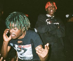 rapper and uzi image