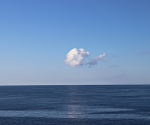 alone, cloud, and photography image