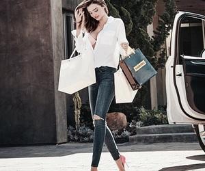 miranda kerr, model, and outfit image