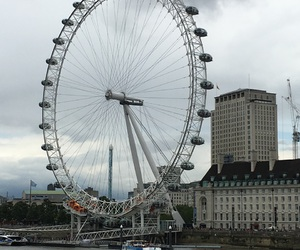 london, view, and england image