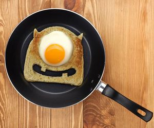 breakfast, cutter, and egg image