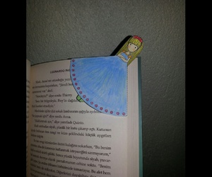 book, bookmark, and bookpage image