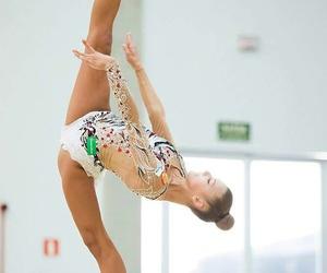 rhytmic gymnastic, rio 2016, and soldatova image
