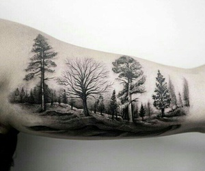 tattoo and wald image