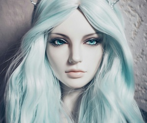 bjd, dolls, and iplehouse image