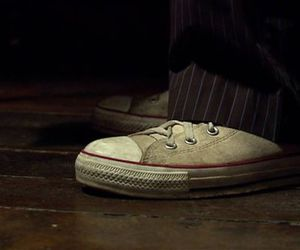 converse, doctor who, and tenth doctor image