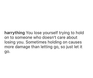 friendship, hold on, and let go image