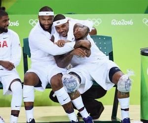 Basketball, boys, and usa image