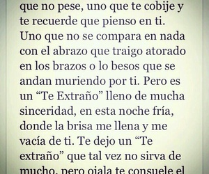 love, frases, and poemas image