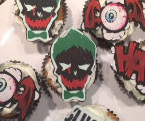 cupcakes, food, and jared leto image