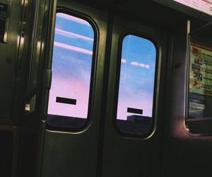 sky, grunge, and tumblr image