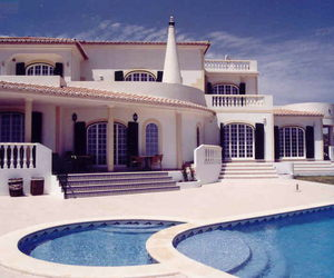 house, pool, and Dream image