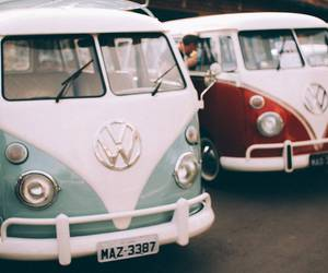 car, film, and kombi image