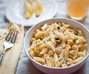 pasta, food, and cheese image