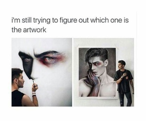 art and funny image