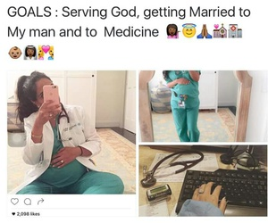 goals and married image