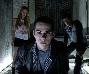 teen wolf, isaac, and erica image
