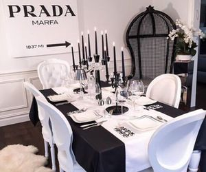 Prada, luxury, and home image