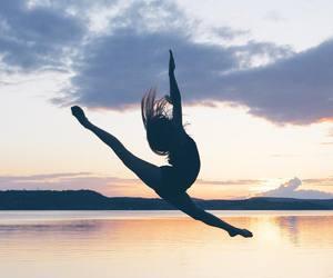ballerina, ballet, and beautiful image