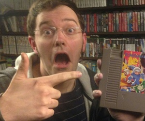 avgn and james rolfe image