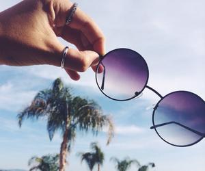 summer, sunglasses, and boho image