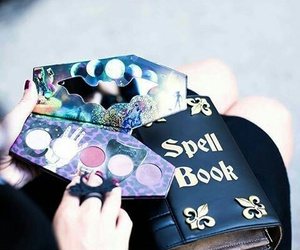 spellbook and coffinpalette image
