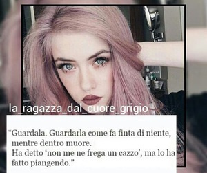 amore, frasi, and tumblr image