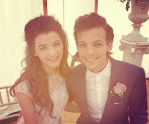 family, louis tomlinson, and elounor image
