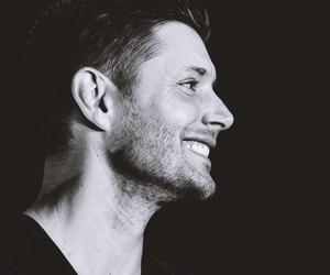 Jensen Ackles, supernatural, and smile image