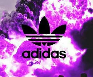 adidas, Logo, and fondo image