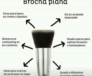 makeup and brocha image