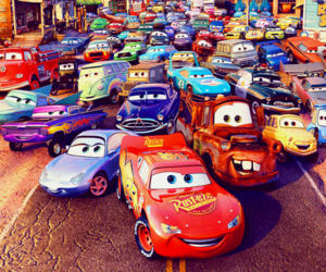 cars and disney image