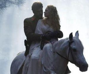horse and princess image
