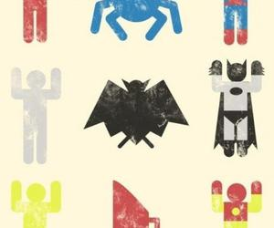 batman, spiderman, and ironman image