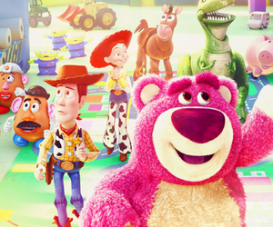 disney, toy story, and wallpaper image
