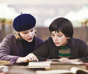 chloe moretz and asa butterfield image