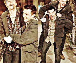 cameron monaghan, gallavich, and Gotham image
