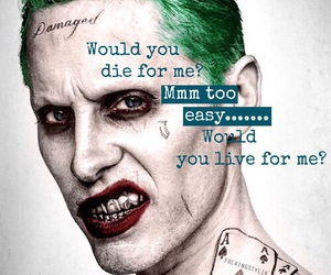 DC, suicide squad, and harley quinn image