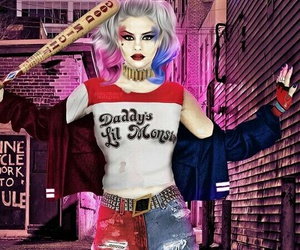 girl, love, and harley quinn image