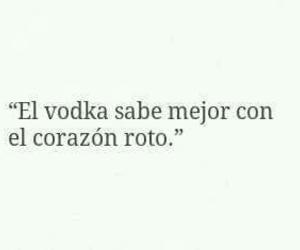 vodka, mejor, and corazón image