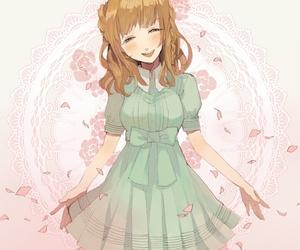 amnesia, anime, and girl image