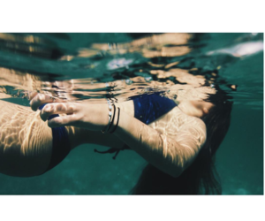 bikini, girl, and photography image