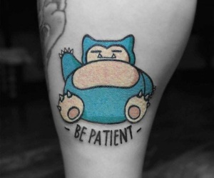 tattoo and pokemon image